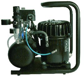 DCI P050 Portable Lubricated Dental Air compressor
