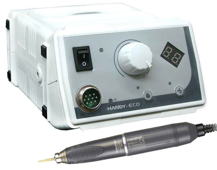 Saeyang Marathon Handy Eco-1000 Dental Laboratory Brushless Micro Motor