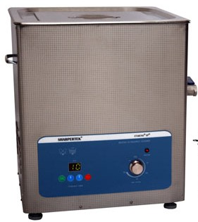 Hot Shot 20 liter Pro Digital Ultrasonic Cleaner with heater