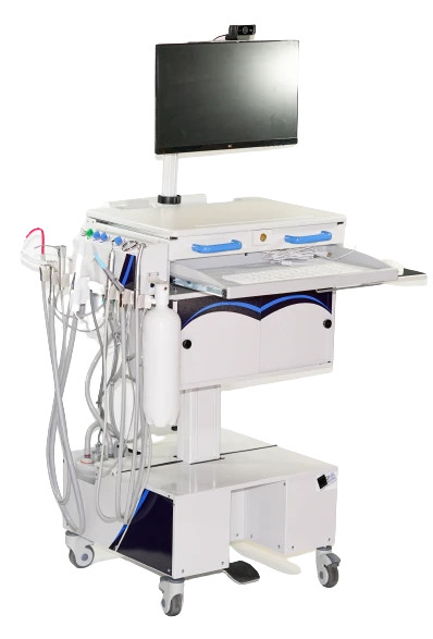 DNTLworks ProCart TDS Mobile Dental Treatment Console Operatory System