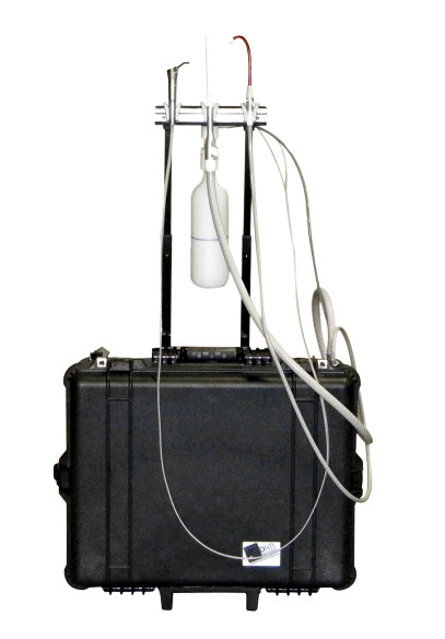 Proseal I portable Hygiene Delivery Unit