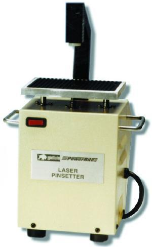 Buffalo Laser Laboratory Pinsetter