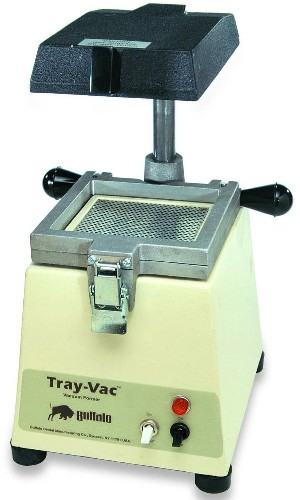 Buffalo Tray-Vac Dental Vacuum Forming Machine
