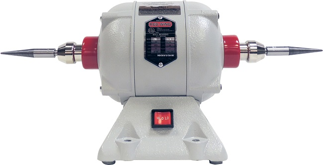 Handler Red Wing 26-TS Two-Speed High Base Dental Lathe