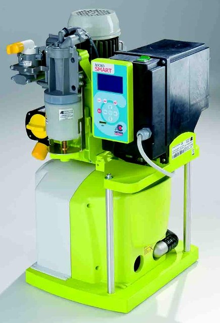 Micro Smart Dental Dry Vacuum Pump by Cattani