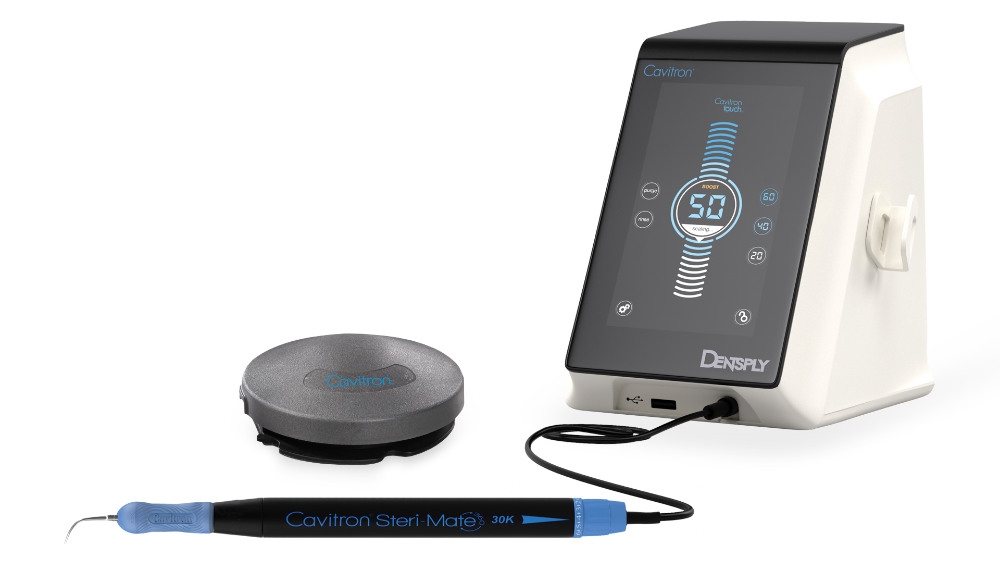 Cavitron Touch and Steri-Mate 360° Ultrasonic Scaling System
