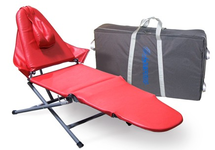 Aseptico ADC-01P-RED Portable Pediatric Dental Chair