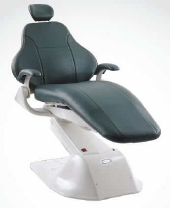 Epic Dental Operatory Patient Examination Chair 