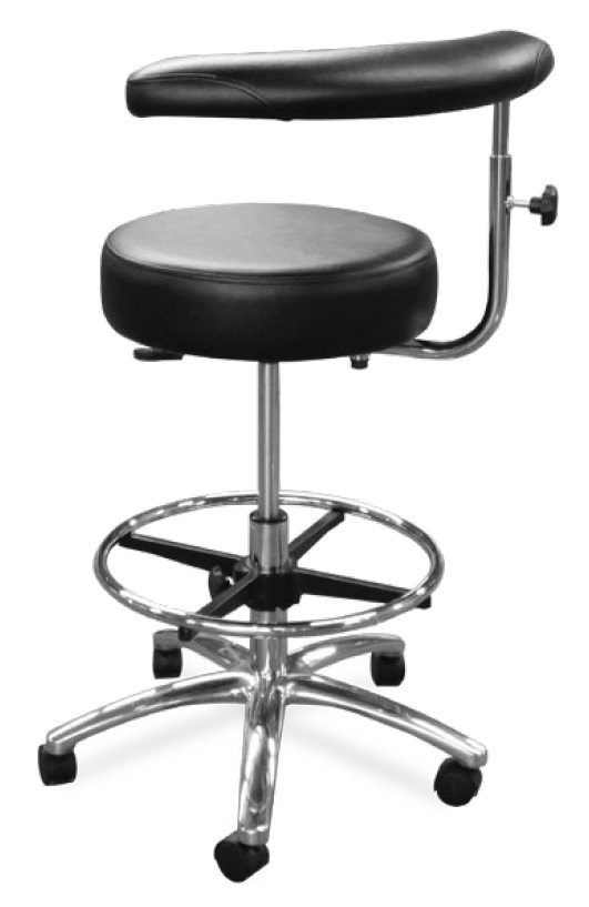 Model 1066 Dental Assistant Stool