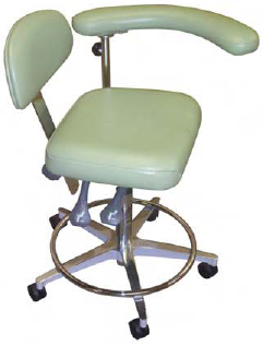 Model 1078-AD Dental Assistant Stool