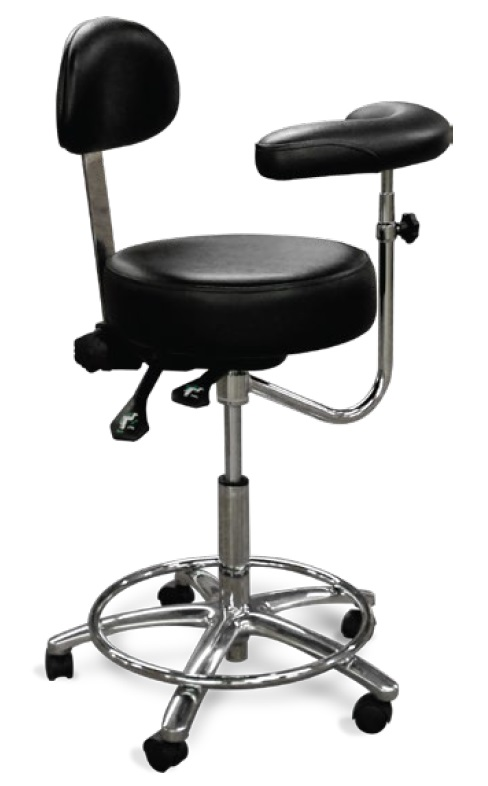 Model 1079-AD Dental Assistant Stool