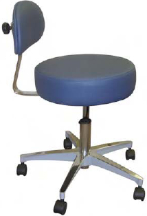 Model 1060  Doctor Stool by Galaxy