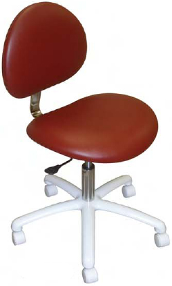 Galaxy Model 2060 Doctor Stool Contoured Seat
