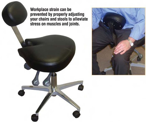 Model 2150 Doctor Relaxed Stress-Free Stool