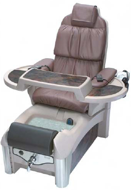 Solace Dental Spa Chair by Galaxy