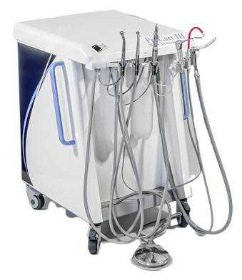 Procart III Mobile Dental Delivery Cart