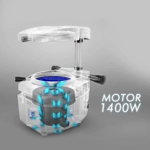 Automatic Dental Vacuum thermoforming machine Plastvac P7