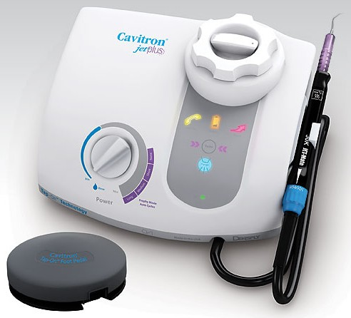Cavitron JET Plus Ultrasonic Scaler and Air Polishing Prophy System