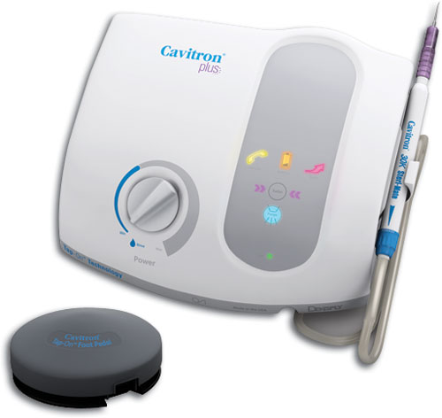 Cavitron Plus Ultrasonic Scaler with Tap-On Technology 