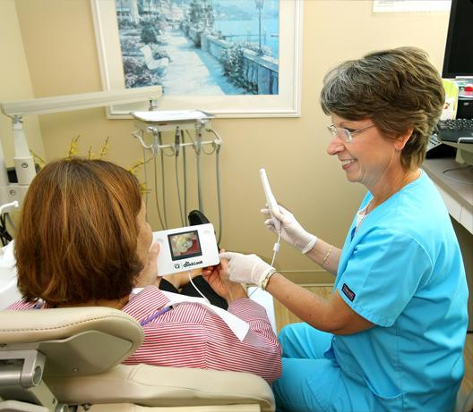Dr Quick Look Dental Intraoral Camera