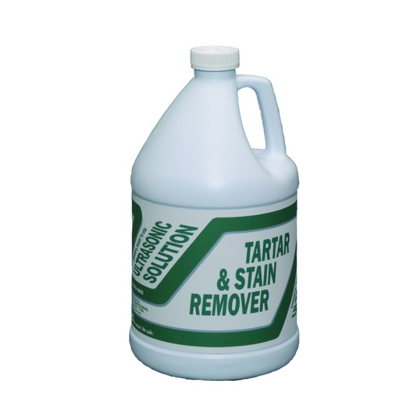 Tarter And Stain Remover Ultrasonic Cleaner Solution