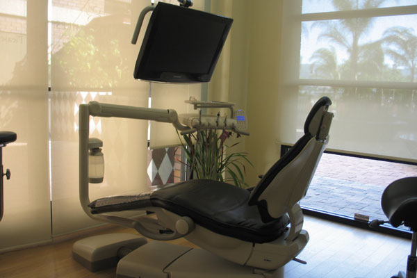 Dental Operatory Equipment Setup