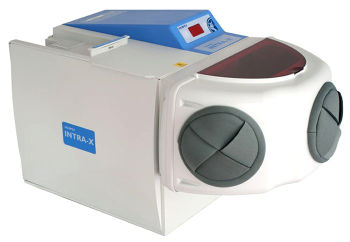 Intra - X Automatic X-Ray Film Processor By Velopex