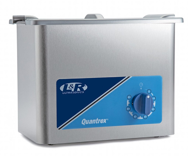L&R Quantrex Q210 Bench Top Ultrasonic cleaner