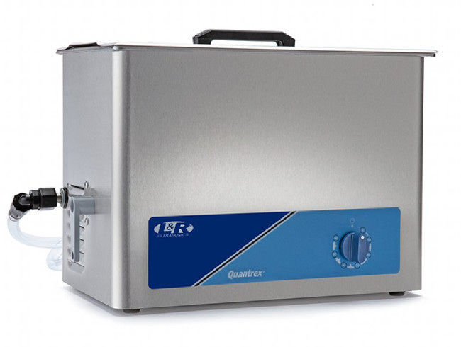 L&R Quantrex Q650 Bench Top Ultrasonic cleaner