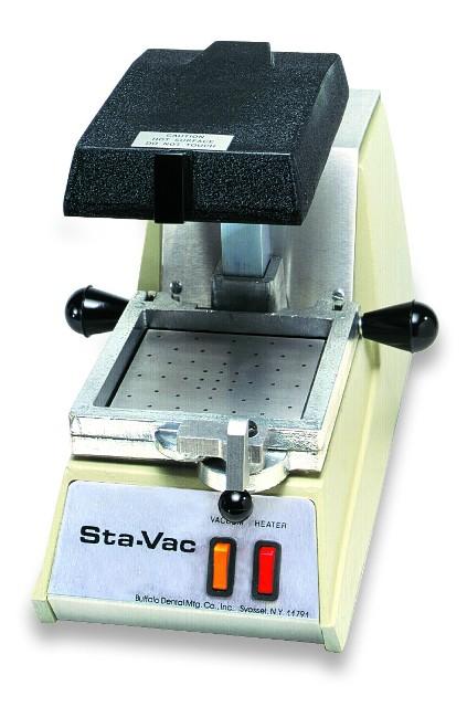 Sta-Vac Dental Vacuum Forming System