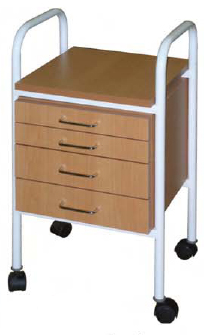 Dental Mobile Cabinet Model 1008
