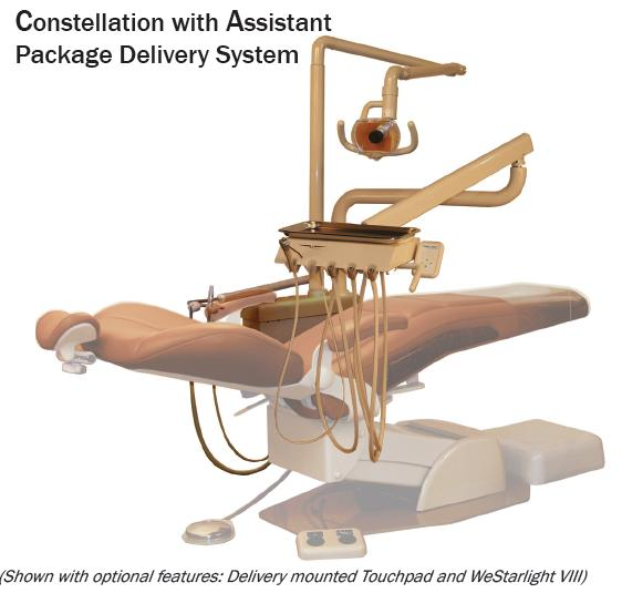 Westar Dental Operatory Constellation Package