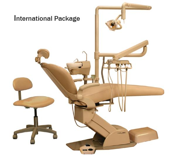Westar International Dental Operatory Package