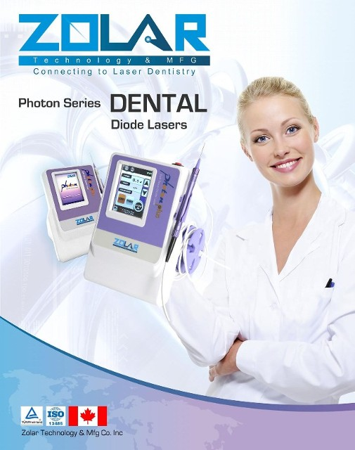 Photon 3 Watt Soft Tissue Dental Laser Brochure