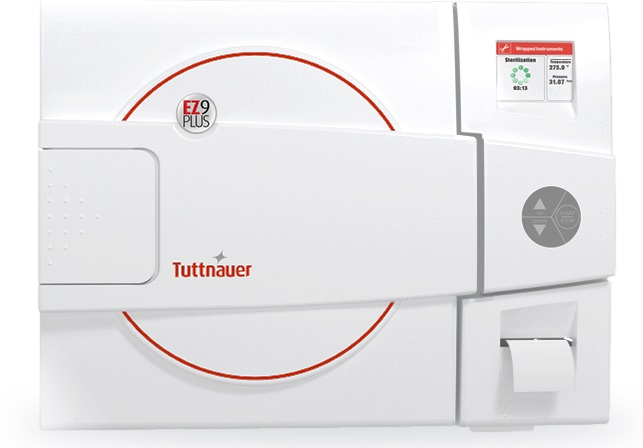 Tuttnauer EZ9Plus Steam autoclave