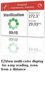 Tuttnauer EZ9Plus Steam Sterilizer